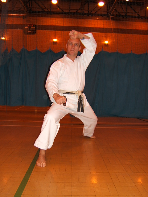 Sensei Fred Jones 7th Dan